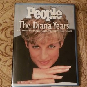 Commemorative Edition  The Diana Years by PEOPLE